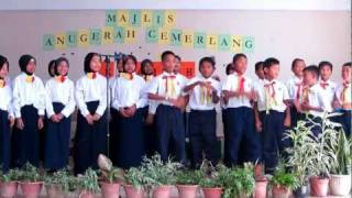 Lagu Buih Sabun- Year 4 & 5 SK Rambah