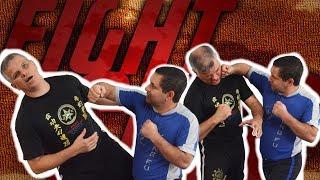 DESAFIO VOCÊ, A Aprender uma Técnica de Kung Fu em 30 segundos, Poder das Artes Marciais