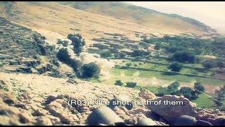 Airstrike in Aghanistan - 3 JDAM TACP