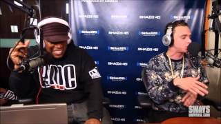Logic - 5 Fingers of Death on Sway in the Morning