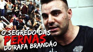 O SEGREDO DAS PERNAS DO RAFA BRANDÃO | PARANDO A ACADEMIA OVERALL