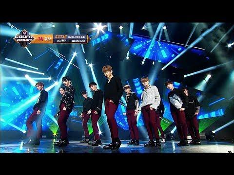 워너원 (Wanna One) - 에너제틱 (Energetic) 교차편집