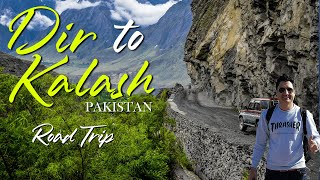 Welcome to Chitral    Road Trip from Dir to Kalash Valley in Pakistan