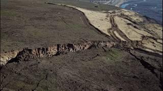 Rattlesnake Ridge Latest Drone Footage of the CRACK!!!