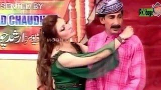 Slow Motion By Ghairat  Saxy Jokes   Punjabi Stage Drama 2016