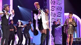 Ledisi, MAJOR., Daniel Caesar, Kirk Franklin & Le'Andrea Johnson Live at Soul Train Awards 2017