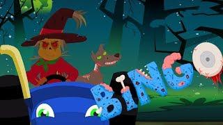 Furchtsamer Bingo der Hund | Reime für Kinder | Dog Song | Nursery Rhymes | Scary Bingo the Dog