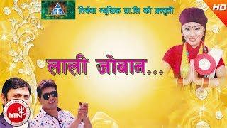 New Nepali Lok Geet | Lali Joban - Anjana Saru Magar (Winner of Lok Kalakar 2016 Image Channel)