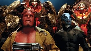 Hellboy II The Golden Army - HD Trailer