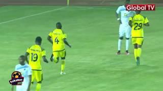 MAGOLI YANGA  VS MBAO FC 2-0