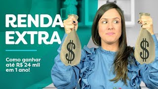 6 ÓTIMAS ideias de RENDA EXTRA! Ganhe muito dinheiro e não gaste 1,00 real! COMECE AGORA