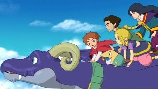 Ni No Kuni: Wrath Of The White Witch - The End 91