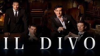 Il Divo - Senza Catene (Unchained Melody) - (Italian lyrics on screen)
