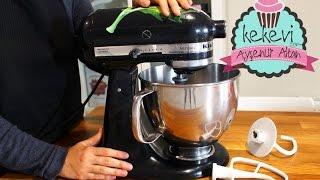 Hamur Yoğurma Makinesi / Mutfak Şefi Hakkında Herşey | Ayşenur Altan