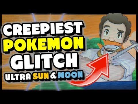 THIS POKEMON GAME IS SO CREEPY - Creepy Pokemon Glitches