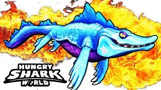 MR. SNAPPY FINALLY COMES TO HUNGRY SHARK WORLD!!!