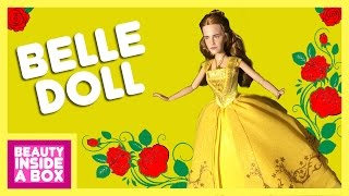 Beauty And The Beast Belle Film Collection - Doll Review - Beauty Inside A Box