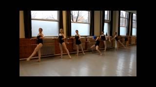 Harlem Shake Ballet