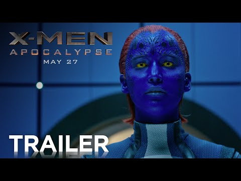 X Men Apocalypse Official Trailer HD 20th Century FOX