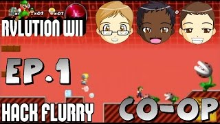Hack Flurry : RVLution Wii (Co-op) Episode 1 | Meh, Ok...