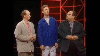 Press Conference (captured the abominable snowman) - Whose Line UK