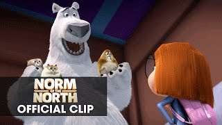 "Norm Of The North (2016) Official Clip – ""Save The Arctic"""