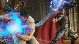 Marvel vs. Capcom Infinite First Gameplay Trailer