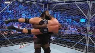 Randy Orton vs Christian - Steel Cage Match: SmackDown, Aug. 30, 2011