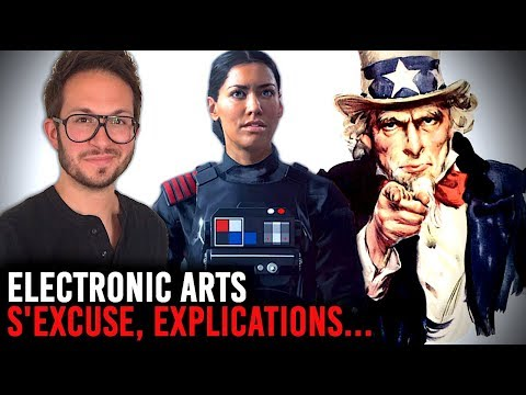 Xxx Mp4 ELECTRONIC ARTS S EXCUSE EXPLICATIONS Star Wars Battlefront 2 3gp Sex