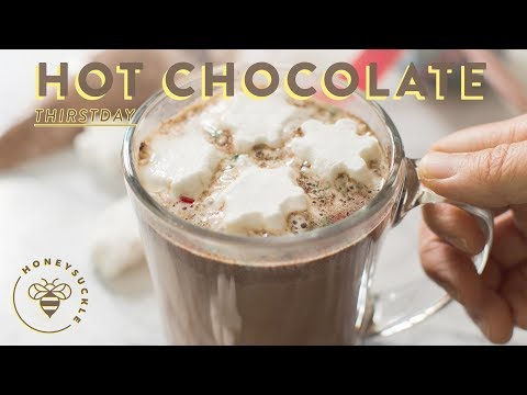 Xxx Mp4 Homemade Hot Chocolate Recipe DIY Gift Idea 💥 THIRSTDAYS 3gp Sex