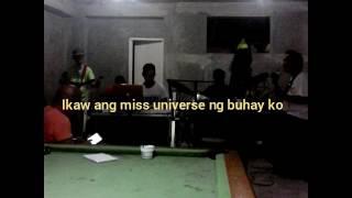 Ikaw ang miss universe ng buhay ko covered by the countryside band ph