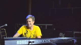 Jeff Babko of Jimmy Kimmel Live takes us backstage to talk about Kronos