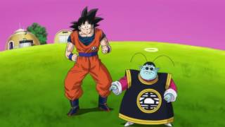 Goku Vs Bills Full Fight Audio Latino HD