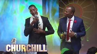 "Joseph Gumbao performs ""Mwalimu Kingangi"""