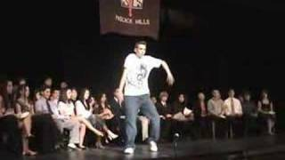 Hip Hop and Popping Dance Performance