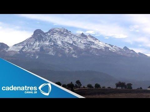 Paseo termina en tragedia joven desaparece en volcán La mujer dormida