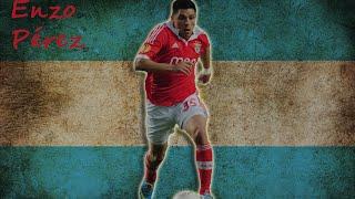 Enzo Pérez • Goal, Assist & Skills • 2013/2014