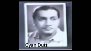 Mere Dil Ka Phate Na Kahin Atom Bomb -  Laal Dupatta (1948) Zohrabai, Ram Kamlani
