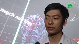 Ứng dụng công nghệ 3D trong đào tạo đại học| VTC14