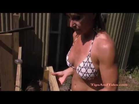 Xxx Mp4 Farm Girl Survival Building A Pig Pen Middle Aged Woman Raising Hogs 3gp Sex
