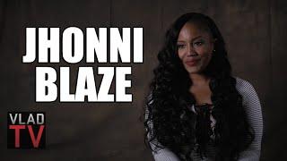 Jhonni Blaze on Feuds w/ Azealia Banks, Erica Mena & Orlando Brown
