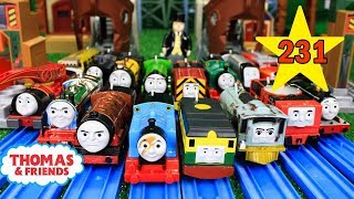 THOMAS AND FRIENDS THE GREAT RACE #231 TrackMaster Thomas|Thomas & Friends Toy Trains Kids