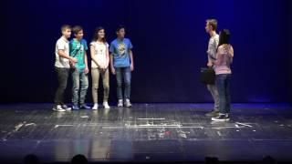 Das 17. Internationale deutschsprachige Theaterfestival, Osijek vom 16. – 19. Juni 2017