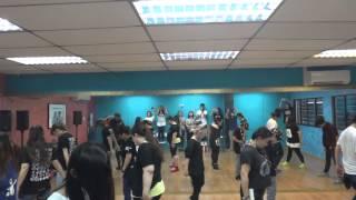 150808 BTS I Need U MTV Dance Cover Class