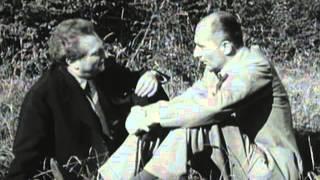 Indro Montanelli incontra Carlo Levi - 1959