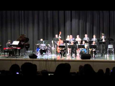 Bel Air High School Jazz Band: 2014 HarCo Jazz Festival   5 4 On the Richter Scale