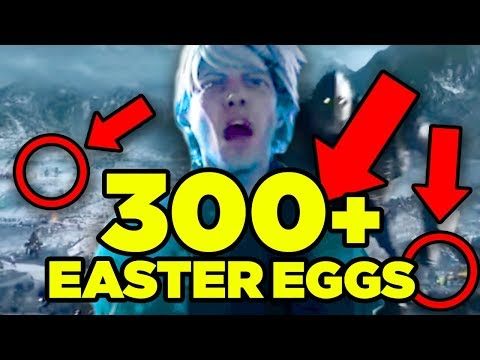 Xxx Mp4 READY PLAYER ONE ALL 300 Easter Eggs 3gp Sex