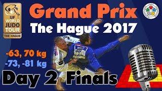 Judo Grand-Prix The Hague 2017: Day 2 - Final Block