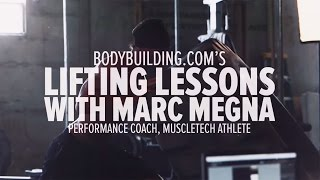 Marc Megna's Lifting Lessons: Lat Pull-Down - Bodybuilding.com