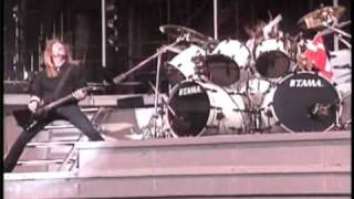 Metallica - For Whom The Bell Tolls Live Donington,1991
